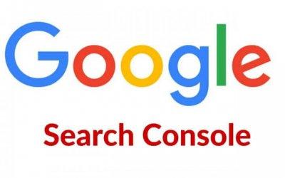 Google Search Console (Webmester Eszközök) ismertető