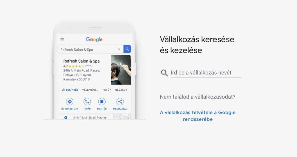 Hogyan tudsz létrehozni Google cégem profilt?